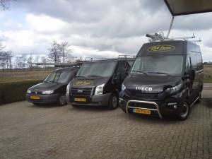 Garagedeuren en industriedeuren van GBM Doezum uit Groningen