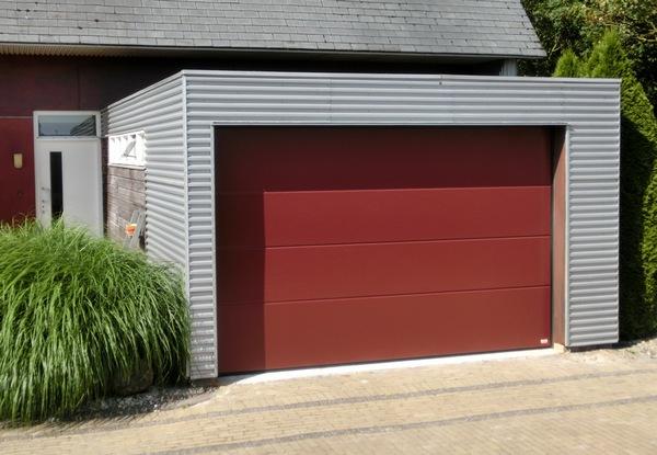 Garagedeur in Grijpskerk