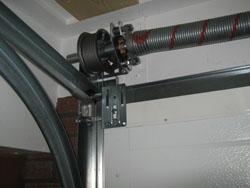 onderhoud op garage deuren