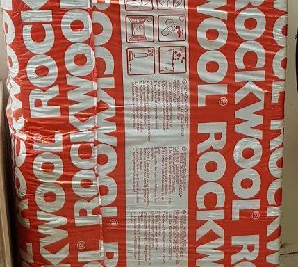 Rockwool isolatie platen